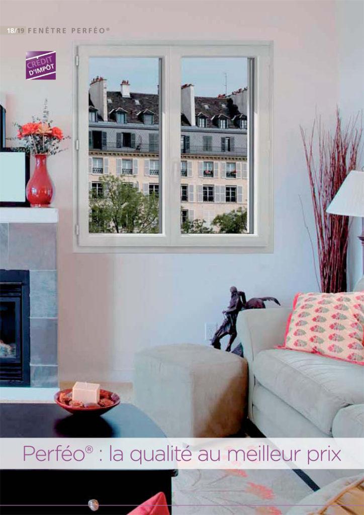 Fenêtre PVC la qualité au meilleur prix